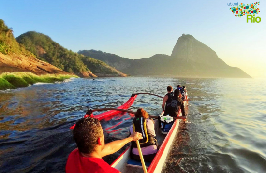 Hawaiian Canoe | About Rio
