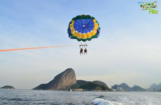 Parasail | About Rio