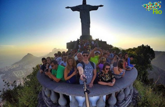 Christ the Redeemer | One day in Rio