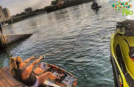 Wakeboard Barra da Tijuca | About Rio