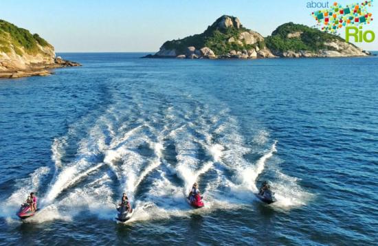 Jet Ski Rental | Barra da Tijuca | About Rio