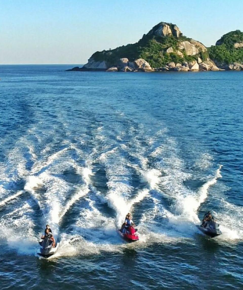 Jet Ski Rental   Barra da Tijuca   About Rio