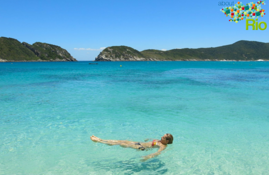 One day at Arraial do Cabo